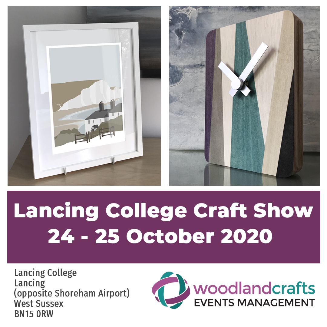 Craft Show at Lancing College
